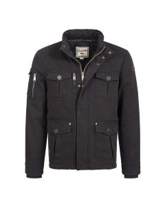 Lonsdale Winter Jacket Ash Vale